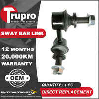 1 Pc Rear RH Sway Bar Link Pin for SUBARU TRIBECA EKU FKU 11/06-On